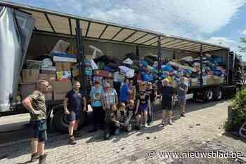 Ook Tremelo stuurt hulpgoederen naar rampgebied - Het Nieuwsblad