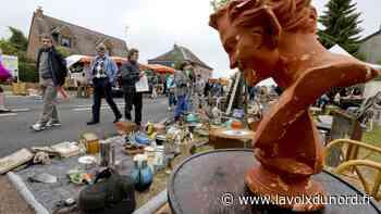 Calais : la braderie du Petit-Courgain, rue Mollien, aura lieu les 7 et 8 août - La Voix du Nord