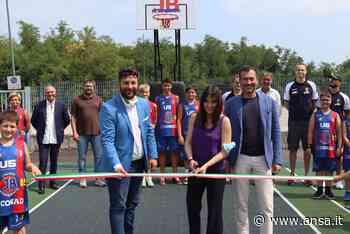 Basket: a Casale nuovo campo allenamenti Jp Monferrato - Agenzia ANSA