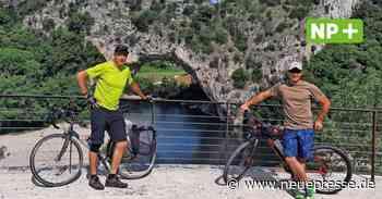 Hemmingen: Rainer Dorau plant 800-Kilometer-Radtour durch Jordanien - Neue Presse