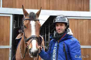 Bec-Hellouin. Le cavalier Sébastien Cavaillon poursuit sa préparation en cette année de grandes échéances - actu.fr