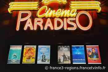 Pass sanitaire : les cinémas de Cavaillon adoptent une jauge de 49 personnes par salle pour rester ouverts - France 3 Régions