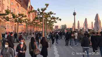 Inzidenz in Düsseldorf wieder über 35 – Verschärfungen drohen