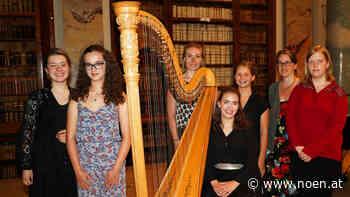 ALTENBURG - Mit der Harfe in die Welt der Seele - NÖN.at