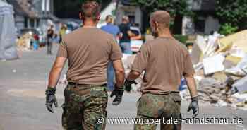 Bagger und Bundeswehr in Wuppertal-Beyenburg - Wuppertaler-Rundschau.de