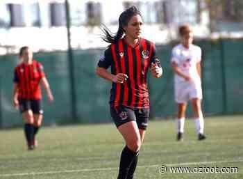 Foot Fem : Myriam Benlazar signe à l'AJ Auxerre - DZ Foot