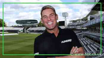 The Hundred: Shane Warne on coaching London Spirit and working with Eoin Morgan