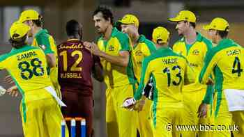 Australia v West Indies: One-day international suspended after toss because of positive Covid case
