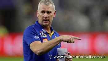 West coach clarifies private school remark - Mandurah Mail