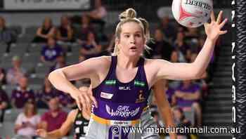 Season over for Qld netballer Hinchliffe - Mandurah Mail
