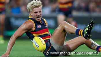 Crows to test AFL forward in defence - Mandurah Mail