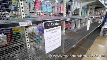 SA moves to restock supermarket shelves - Mandurah Mail