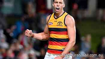 Young gun Thilthorpe re-signs with Crows - Mandurah Mail