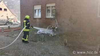 33-jährige Mutter bei Wohnungsbrand in Twist-Adorf verletzt - noz.de - Neue Osnabrücker Zeitung