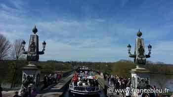 Loiret : dernières heures pour voter pour le pont-canal de Briare comme monument préféré des Francais - France Bleu