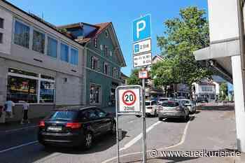 Markdorf: In zwei Jahren soll das Parken in Markdorf nicht mehr kostenlos sein - SÜDKURIER Online