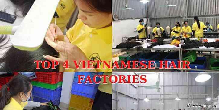 List of top 4 best reliable Vietnamese hair factory vendors