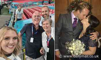 Best man Harry Kane told guests about £160m Man City move at brother's wedding