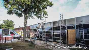 Gemeinde Schwanewede nutzt Ferienzeit für Baumaßnahmen - WESER-KURIER - WESER-KURIER