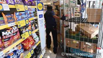 Britische Regierung lockert Quarantäneregeln für Lebensmittelhandel
