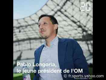 Pablo Longoria, le jeune président de l'Olympique de Marseille - Yahoo Sport