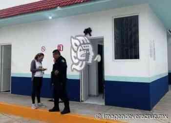 Ministeriales frustran robo de caja fuerte en gasolinera de Acayucan - Imagen de Veracruz
