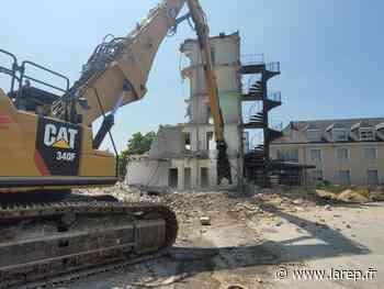 L'ancienne aile de l'Ehpad de l'hôpital de Gien va disparaître au profit d'un parking et d'espaces verts - Gien (45500) - La République du Centre