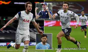 Harry Kane: Manchester City are confident they can land Tottenham striker by selling fringe stars