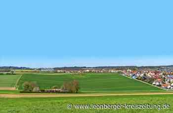 Neubaugebiet in Weissach - Experte ist gegen Bauen auf der grünen Wiese - Leonberger Kreiszeitung
