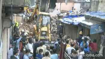4 killed, 11 injured in Mumbai building collapse amid heavy rainfall