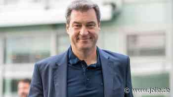 Markus Söder: So hübsch ist seine Tochter Gloria-Sophie