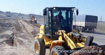 Vialidad Nacional: planean empezar el acceso norte a San Rafael en enero - Sitio Andino