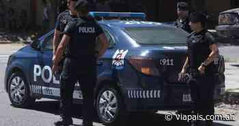 En un patrullaje de rutina recuperaron una moto robada - Vía País
