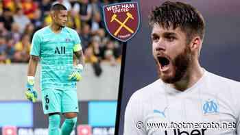West Ham veut faire son marché en Ligue 1 - Foot Mercato