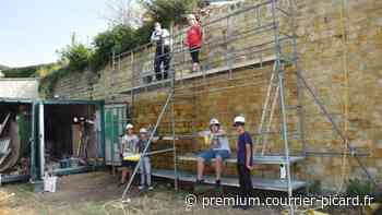 Un chantier jeunes annulé faute d'inscriptions au château de Ham - Courrier picard