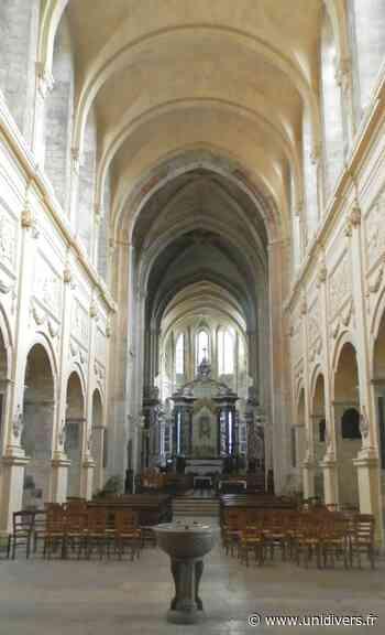 Visite de l'Abbatiale de la Ville de Ham Abbatiale Notre Dame - Unidivers