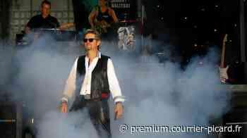 À Ham et Muille-Villette, Johnny Blues retrouve la scène et son public et chante Hallyday - Courrier Picard