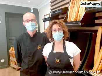 Grandvilliers : David et Carole Lefebvre cèderont leur boulangerie Aux Petits Caprices fin août - Le Bonhomme Picard