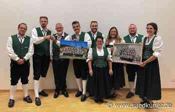 Pfullendorf: Berthold Müller bleibt für die kommenden vier Jahre Vorsitzender des Musikvereins Otterswang - SÜDKURIER Online