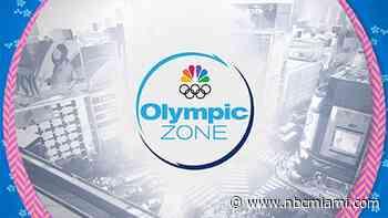 WATCH LIVE: NBC 6's Olympic Zone