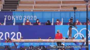 Team USA Gymnastics Holds Practice at Venue Ahead of Tokyo Olympics
