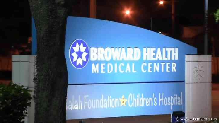 Broward Health to Limit Number of Visitors Entering Hospitals Due to Spike in COVID-19 Cases
