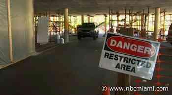 Sunny Isles Beach Orders Unsafe Parking Garage Shut Down