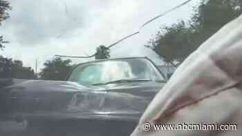 New Dashcam Video Shows Head-On Crash Involving FHP Trooper in Miami Gardens