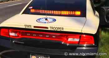 FHP Vehicle Struck by Car While Assisting Motorist on I-75 in Broward