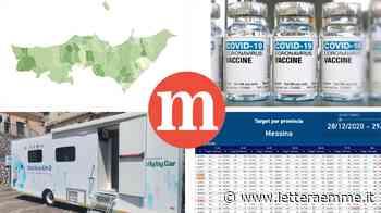Messina, metà della popolazione della provincia vaccinata con doppia dose: la mappa, comune per comune - Lettera Emme
