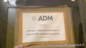 Messina, sequestrato un apparecchio di gioco irregolare - Gazzetta del Sud - Edizione Messina