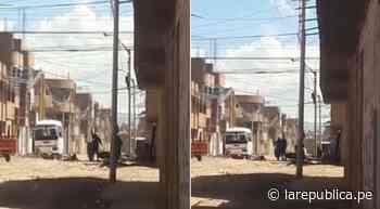 Puno: asalto a mano armada habría dejado dos heridos de bala en Juliaca - La República Perú