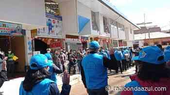 """Puno: Implementan """"Puesto de Auxilio Rápido"""" en el mercado Central - Radio Onda Azul"""