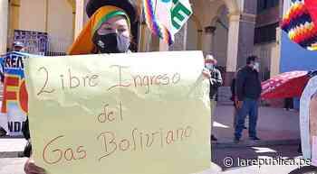 En Puno piden ingreso de gas boliviano porque el producto peruano es caro - LaRepública.pe